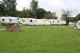 Margrove Park Holidays camp site caravan pitches