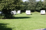 Open spaces at Margrove Park Holidays camp site